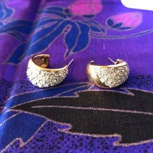 Vintage earrings need backs